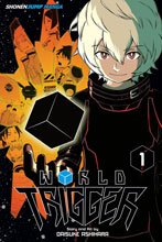 Image: World Trigger Vol. 01 GN  - Viz Media LLC