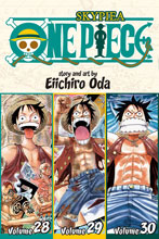 Image: One Piece 3-in-1 Vol. 10 SC  - Viz Media LLC