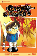 Image: Case Closed! Vol. 52 SC  - Viz Media LLC
