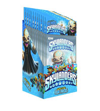 Image: Skylanders Micro Comic Fun Pack Display  -