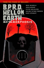 Image: B.P.R.D. Hell on Earth Vol. 12: Metamorphosis SC  - Dark Horse Comics