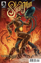 Image: Steam Man #1 - Dark Horse Comics