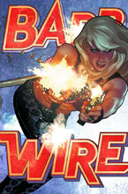 Image: Barb Wire Vol. 02 #4 - Dark Horse Comics