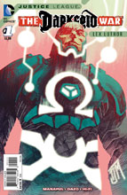 Image: Justice League: The Darkseid War: Lex Luthor #1 - DC Comics