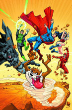 Image: Justice League of America #5 (Looney Tunes variant cover - Howard Porter)  [2015] -