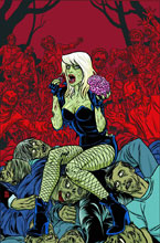 Image: Black Canary #5 (variant DCU Monsters cover - Michael Allred) - DC Comics