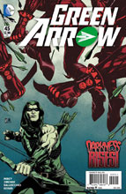 Image: Green Arrow #45 - DC Comics
