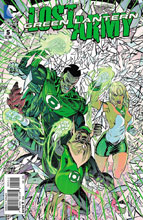 Image: Green Lantern: Lost Army #5 - DC Comics
