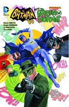 Image: Batman '66 Meets the Green Hornet SC  - DC Comics
