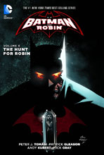 Image: Batman and Robin Vol. 06: The Hunt for Robin SC  - DC Comics