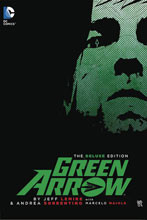 Image: Green Arrow by Jeff Lemire: The Deluxe Edition HC  - DC Comics