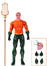 Image: DC Comics Icons Action Figure 011: Aquaman  - DC Comics
