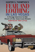 Image: Hunter S. Thompson's Fear and Loathing in Las Vegas HC  - IDW - Top Shelf