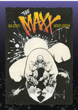 Image: Sam Keith's The Maxx Artist's Edition HC  - IDW Publishing