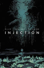 Image: Injection Vol. 01 SC  - Image Comics
