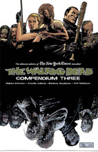 Image: Walking Dead Compendium Vol. 03 SC  - Image Comics