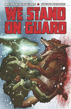 Image: We Stand on Guard #4 - Image Comics