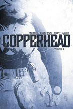 Image: Copperhead Vol. 02 SC  - Image Comics