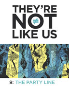 Image: They're Not Like Us #9 - Image Comics