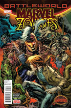 Image: Marvel Zombies #4 - Marvel Comics