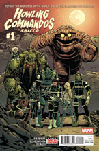 Image: Howling Commandos of S.H.I.E.L.D. #1 - Marvel Comics