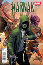 Image: Karnak #1 (Cheung Connecting E variant cover - 00151) - Marvel Comics