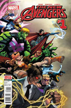 Image: New Avengers #1 - Marvel Comics