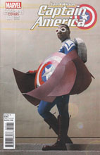 Image: Captain America: Sam Wilson #1 (Cosplay variant cover - 00131) - Marvel Comics