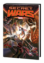Image: Secret Wars HC  - Marvel Comics
