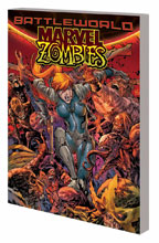 Image: Marvel Zombies: Battleworld SC  - Marvel Comics