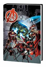 Image: Avengers by Jonathan Hickman Vol. 03 HC  - Marvel Comics
