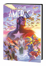 Image: Captain America: The 75th Anniversary Vibranium Collection HC  - Marvel Comics