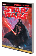 Image: Star Wars Legends Epic Collection: The Empire Vol. 02 SC  - Marvel Comics
