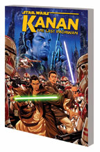 Image: Star Wars: Kanan Vol. 01 - The Last Padawan SC  - Marvel Comics