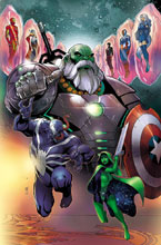 Image: Contest of Champions #1 by Medina Poster  - Marvel Comics