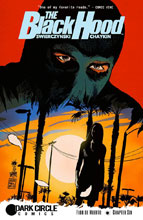 Image: Black Hood #6 (cover A - Francavilla) - Archie Comic Publications