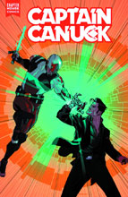 Image: Captain Canuck #6 [2015] - Chapter House Publishing, Inc