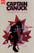 Image: Captain Canuck: Unholy War SC  - Chapter House Publishing, Inc