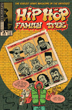 Image: Hip Hop Family Tree #3 - Fantagraphics Books