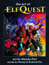 Image: Art of Elfquest HC  - Flesk Publications