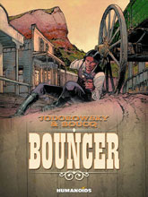 Image: Bouncer HC  - Humanoids Inc