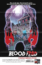Image: Blood Feud #1 (cover A) - Oni Press Inc.