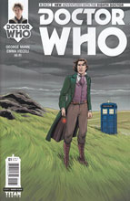 Image: Doctor Who: The 8th Doctor #1 (variant incentive cover - 00131) (10-copy) - Titan Comics