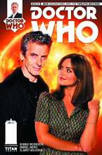 Image: Doctor Who: The 12th Doctor #14 (cover B - photo subscription) - Titan Comics