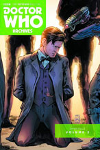 Image: Doctor Who: The 11th Doctor Archives Omnibus Vol. 03 SC  - Titan Comics