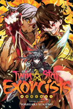 Image: Twin Star Exorcists Vol. 02 SC  - Viz Media LLC