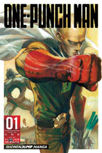 Image: One-Punch Man Vol. 01 SC  - Viz Media LLC