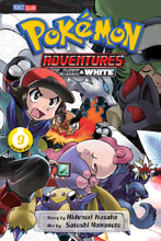 Image: Pokemon Adventure: Black & White Vol. 09 GN  - Viz Media LLC
