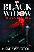 Image: Black Widow: Forever Red HC  - Marvel Press