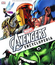 Image: Avengers Encyclopedia HC  - DK Publishing Co